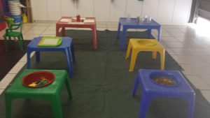 Moms and Tots Tableview