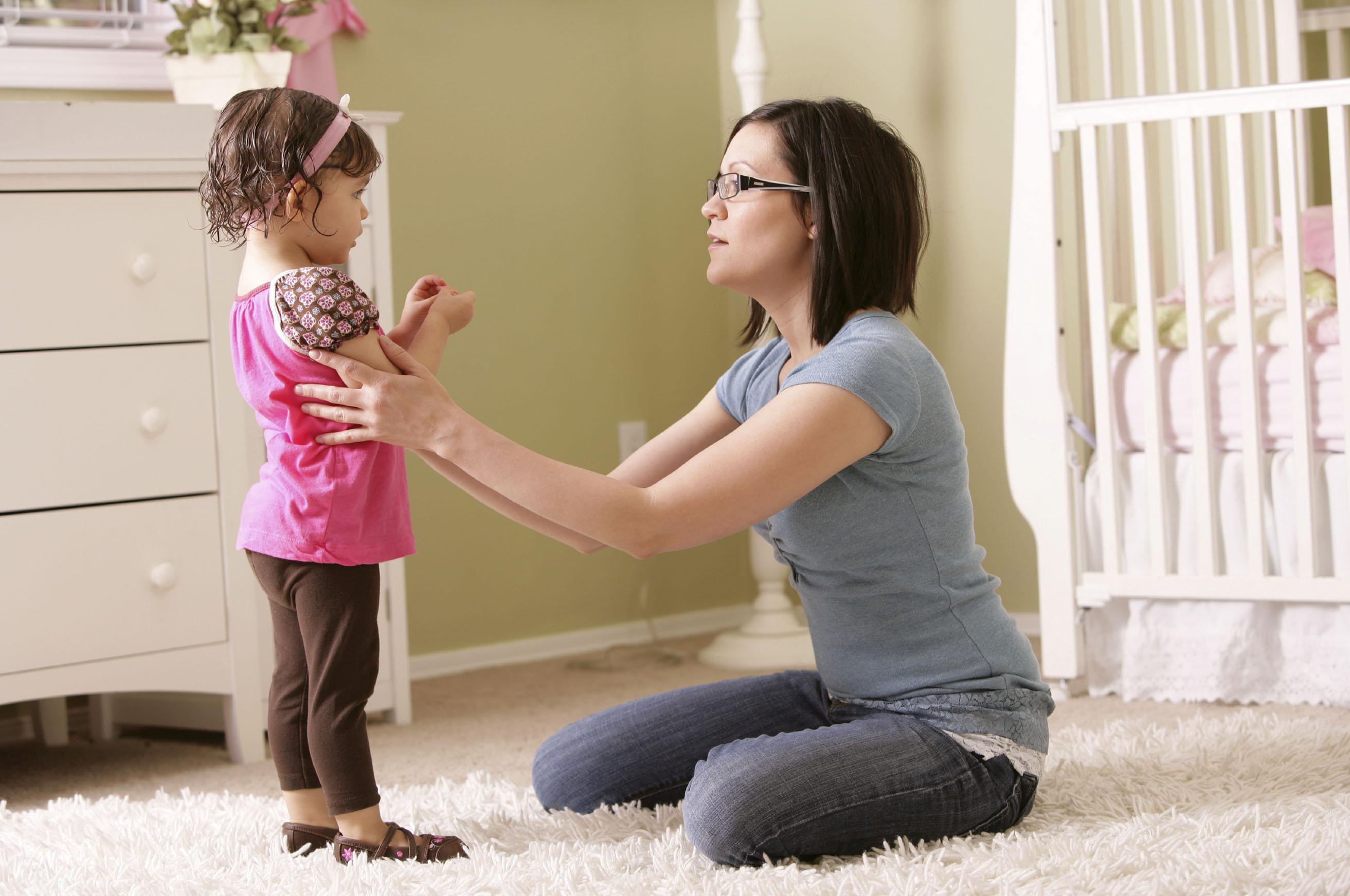 Childrens behavior