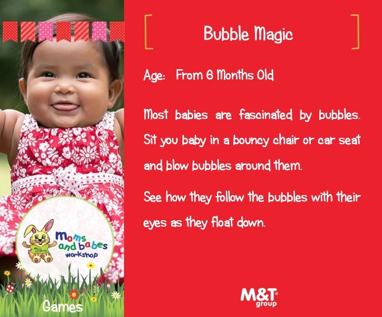 Babies Bubbles